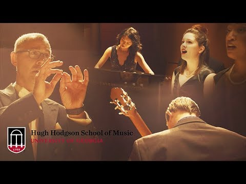 Meet The University of Georgia's Hugh Hodgson School of Music