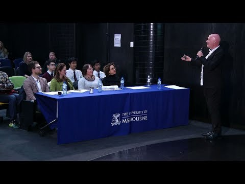 The University of Melbourne - Three Minute Thesis Competition (3MT®) Grand Final 2017