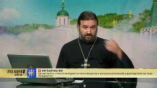 Прот.Андрей Ткачёв Отвечает на ваши вопросы (03.09.2018)