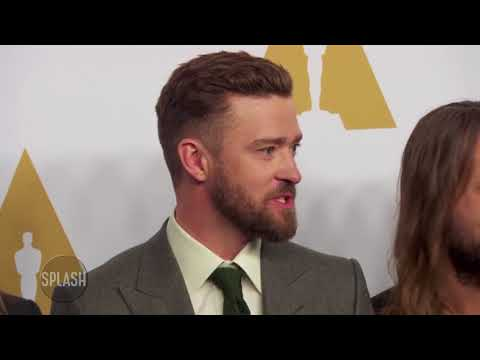 Justin Timberlake helps give pregnancy announcement | Daily Celebrity News | Splash TV