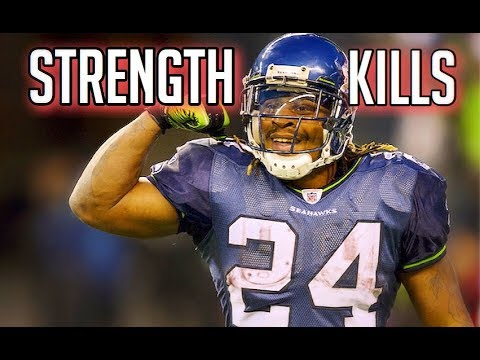 NFL 'STRENGTH KILLS!' Moments || HD