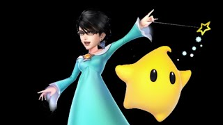 THIS COMBO IS NOT OKAY. [Smash Ultimate Bayonetta]