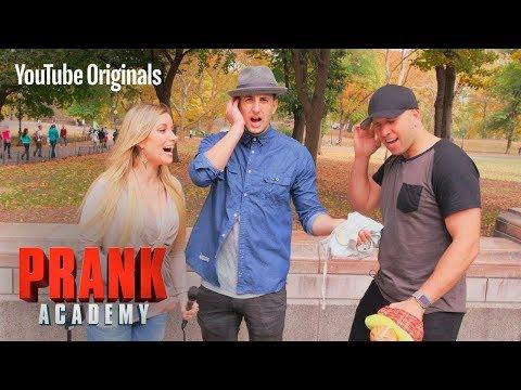 NEW YORK CITY RAT PRANK!!! ft. DENNIS ROADY | Prank Academy | Episode 16