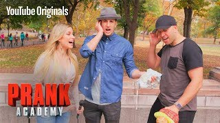 NEW YORK CITY RAT PRANK!!! ft. DENNIS ROADY | Prank Academy | Episode 16