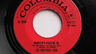 THE BROTHERS FOUR ANGELIQUE-O  COLUMBIA RECORDS