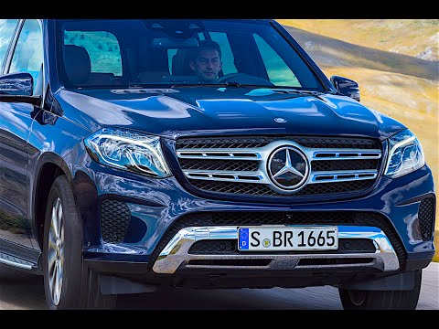Mercedes Gls 2017 Official Commercial New Gl 2016 Carjam Tv Hd You