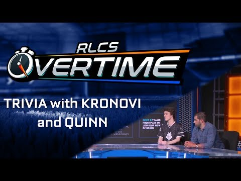 Trivia with Kronovi and Quinn - Overtime - Episode #12