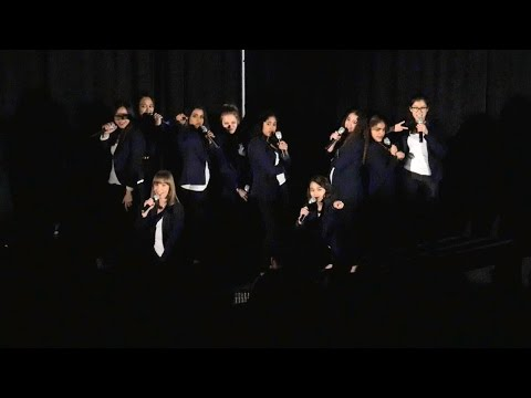 Boy Band Medley Acappella by UCB California Golden Overtones | Lights Low with The Afterglow 2017