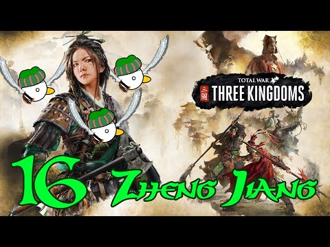 TOTAL WAR: THREE KINGDOMS - La Regina Bandito | Gameplay ITA #16