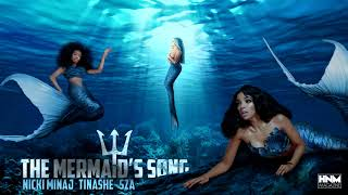 Tinashe, SZA, Nicki Minaj - The Mermaid's Song (Aquarius) [MASHUP]