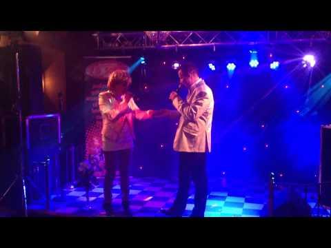 DuoNL - Dans nu nog eenmaal met mij tijdens cd presentatie Stanley Hazes 13-7-2012