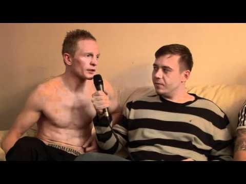 Ben Day & Scott Borthwick Interview for iFILM LONDON / FIGHT NIGHT AT THE CORONET