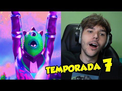 TEMPORADA 7 TA INCRÍVEL !!! - Fortnite