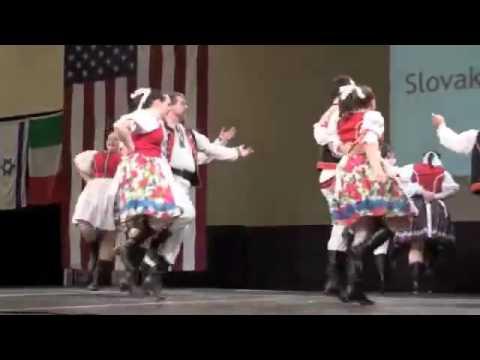Pittsburgh Folk Festival 2010 - Slovakia