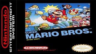 [LONGPLAY] NES - Super Mario Bros (HD, 60FPS)