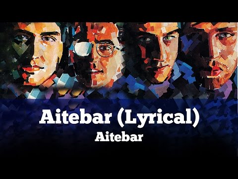 Aitebar (Lyrical) - Aitebar - Vital Signs