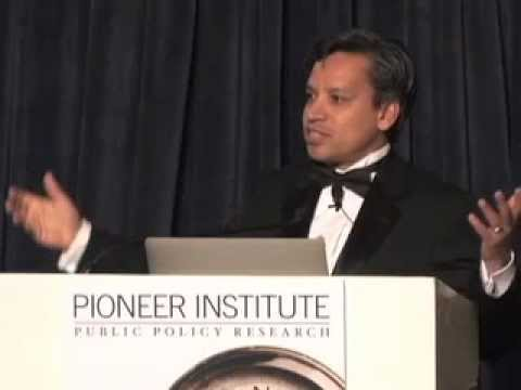 Dr. Deepak Srivastava, keynote speaker at the 2012 Lovett C.