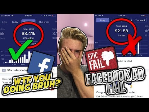 Why Almost EVERY Dropshipper FAILS At Facebook Ads (STOP THIS!)