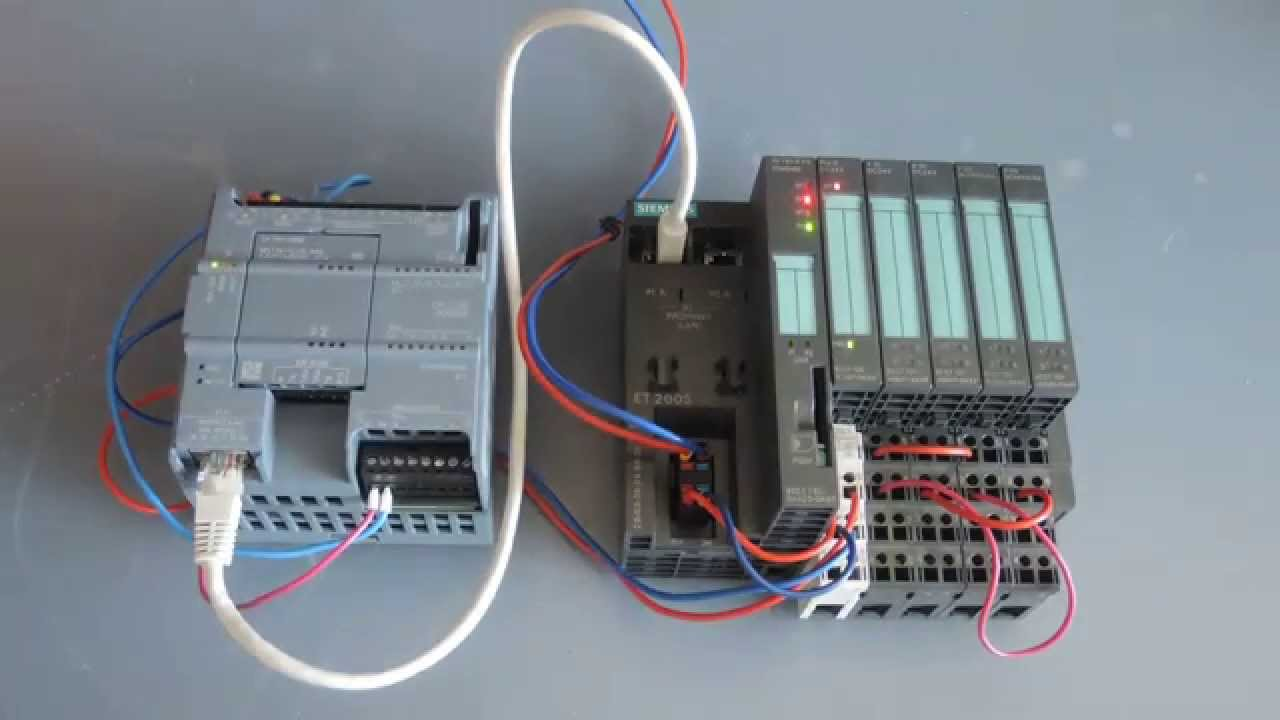 S7 1200 a periferie et200s na profinetu s7 1200 and periphery s7 1200 a periferie et200s na profinetu s7 1200 and periphery et200s via profinet youtube sciox Gallery