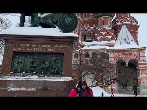Russian Adventure - with local private guide in Moscow