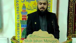 a saba sarkar ki batein sunabeautiful naat by saeed hashmi