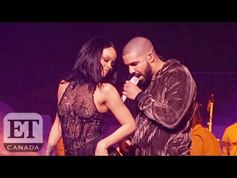 Drake And Rihanna Spark Dating Rumours
