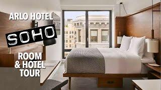 Arlo Soho - Room and Hotel Tour