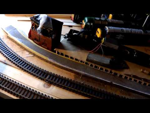 HORNBY VIRGIN HST TTS TRAIN PACK review PLUS SLW SULZER CLASS 24