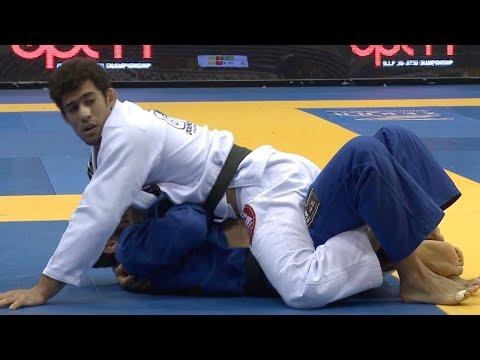 Otavio Sousa VS Nic Ruben / Pan Championship 2013