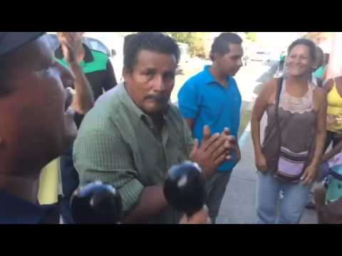 Música callejera en Isla Margarita III - Venezuela