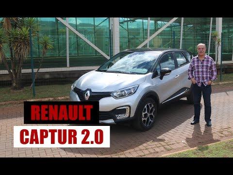 Teste Renault Captur 2.0 Intense, por Emilio Camanzi