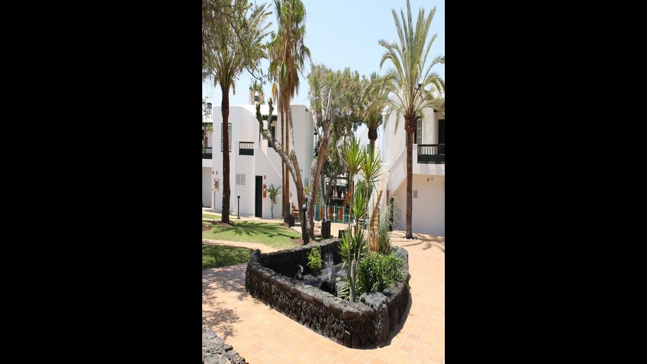 Apartamentos Barcarola Club Puerto Del Carmen Spain Youtube