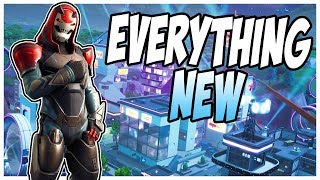 Fortnite Season 9: All New Features In The Game! Skins / Areas / Guns and More! #obeyFRC