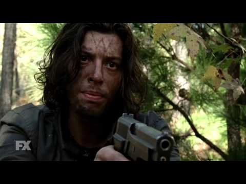 Ash from The OZ Walking Dead Podcast s Benedict Samuel