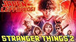 Arvio - Stranger Things 2 (2017)