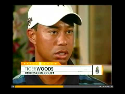 Tiger Woods Throws Parents Under the Bus