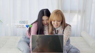 WENDY 웬디 'Like Water' MV Reaction with JOY