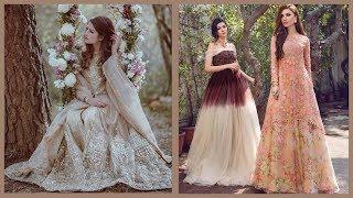 Trendy Wear Designer Dresses Collection For Girls /Threads & M…