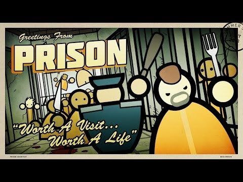 Star Plays Prison Architect! More Rioting Fun!