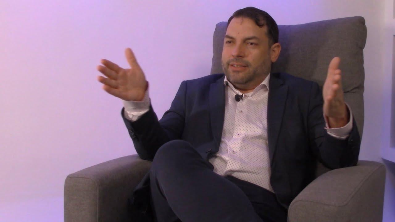 Entrevista del nuevos presidente del AIAPR con Ambiente y Color //