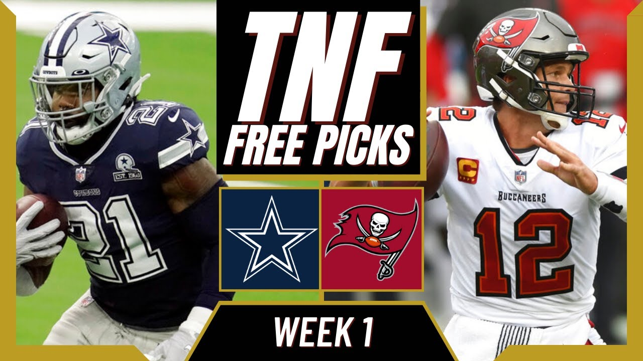 Cowboys at Buccaneers picks: Point spread, total, player props ...