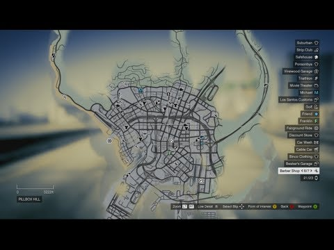 Gta V Full Map Drive Through Youtube