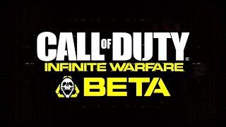 Официальный трейлер сетевого бета-тестирования Call of Duty: Infinite Warfare [RU]