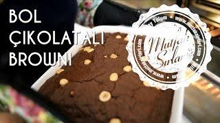 Bol Çikolatalı Browni Tarifi - Mutfak Sırları