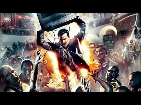 Dead Rising Remastered All Cutscenes (Game Movie) 1080p 60FPS