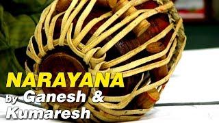 Narayana (Indian Classical) - Ganesh (Zeta Electric Violin) & Kumaresh (Violin)