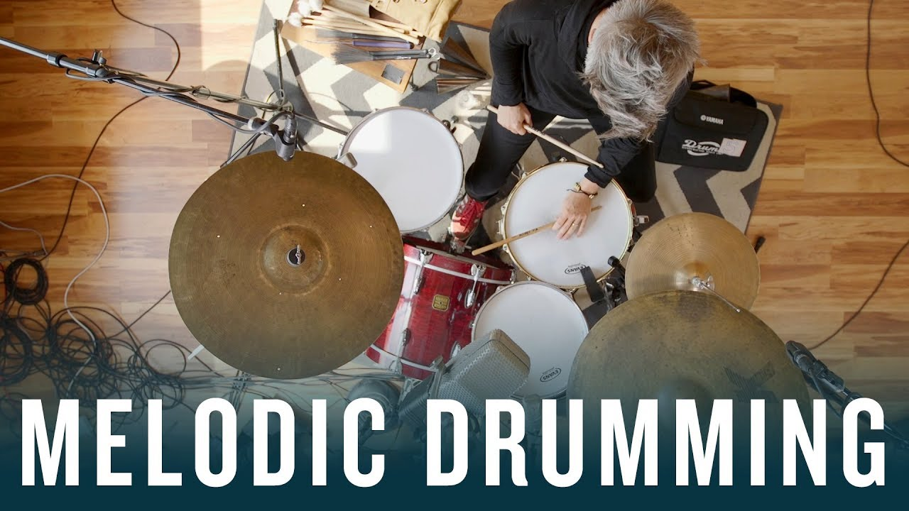 More Than Keeping Time: A Melodic Drumming Demo : NPR