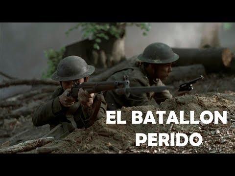 EL BATALLON PERDIDO (CASTELLANO)
