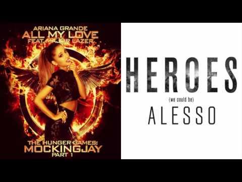"""All My Love"" vs. ""Heroes"" - Ariana Grande vs. Alesso (Mashup!)"
