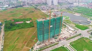 Trải nghiệm căn hộ mẫu Dự án Anland Lakeview - Khu đô thị Dương Nội